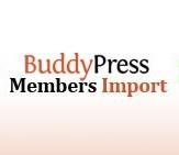 buddypress members import